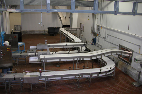 Snap Lock Conveyors