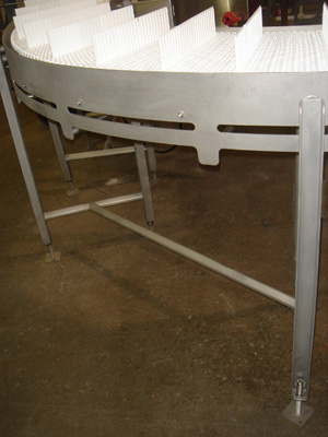 90° Radius Conveyor