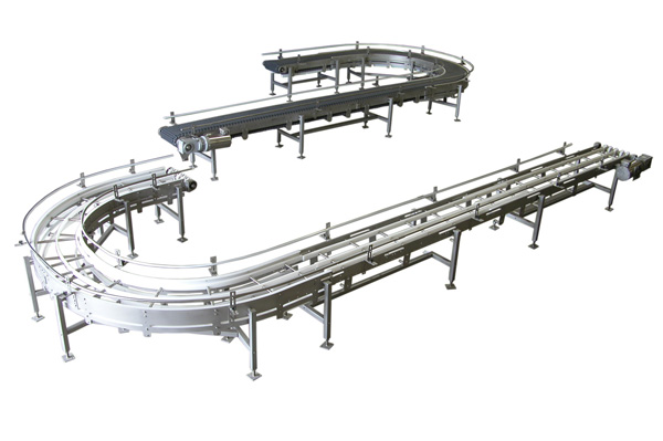 180 degree Conveyors