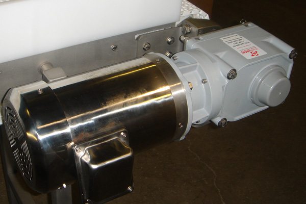 Snap Lock Gearbox and Stainless Steel Motor